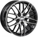 литые диски BBS CS029 Black Diamond Cut
