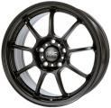 литые диски OZ Leggera HLT Gloss Black 8,0*18 5/120 ET 45 d79