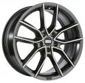 литые диски BBS XA0202 Black Diamond Cut 8,5*18 5/112 ET 35 d82