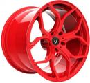 диски VISSOL F-925 gloss_red 10*19 5/114,3 ET 38 d73,1