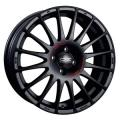 литые диски OZ SUPERTURISMO-GT Black 8*17 5/112 ET 35 dL