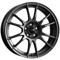 литые диски OZ Ultraleggera Black 8,0*18 5/110ET 38,0 d75,0 Black