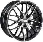 литой диск BBS CS029 Black Diamond Cut