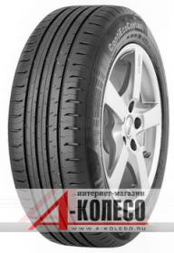 летняя шина Continental ContiEcoContact 5  235/60 R18 107 V