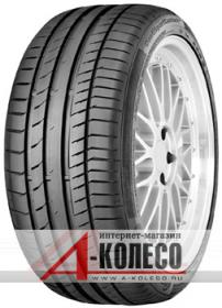 летняя шина Continental ContiSportContact 5  225/60 R18 100 H